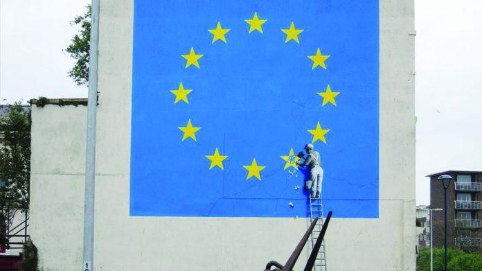 Dover Banksy