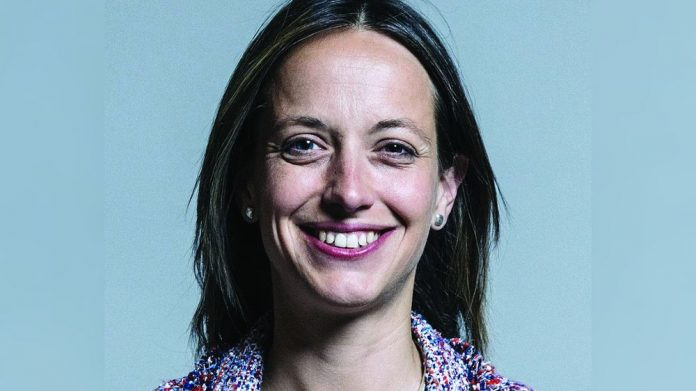 Helen Whately minister appointment