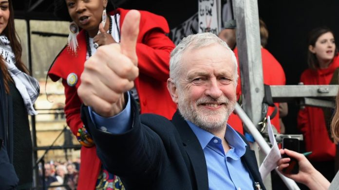 Jeremy Corbyn High Street