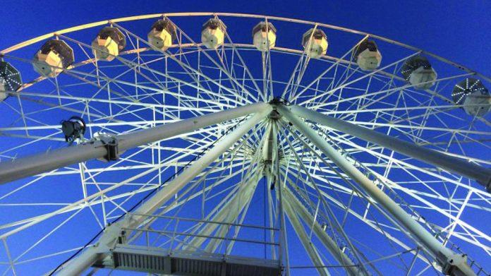 Scarborough ferris Wheel council