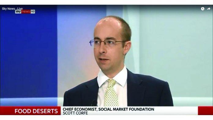 Social Market Foundation Scott Corfe