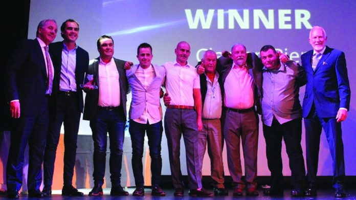 Clacton Pier Team of the Year TBR Awards