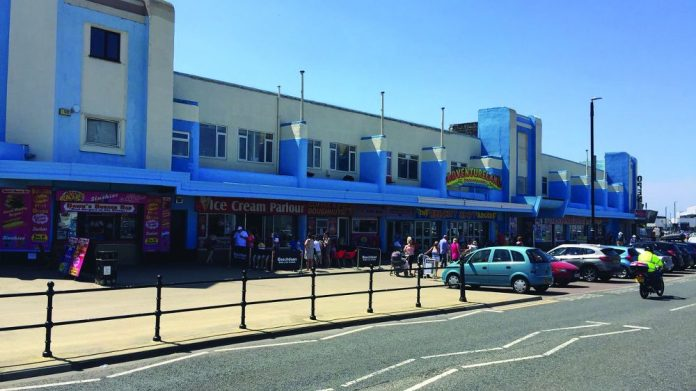 New Brighton New Palace Adventureland