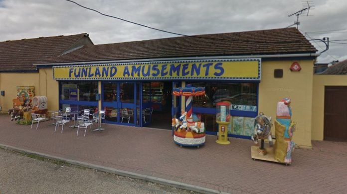 Funland Seawick firefighters delayed