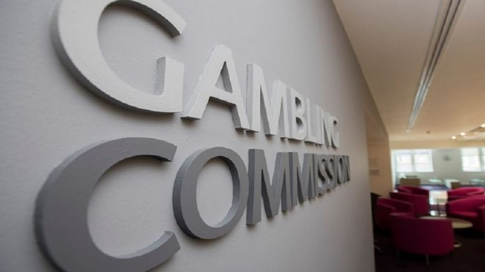 Gambling Commission statistics