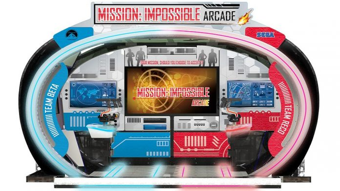 Mission Impossible Cabinet