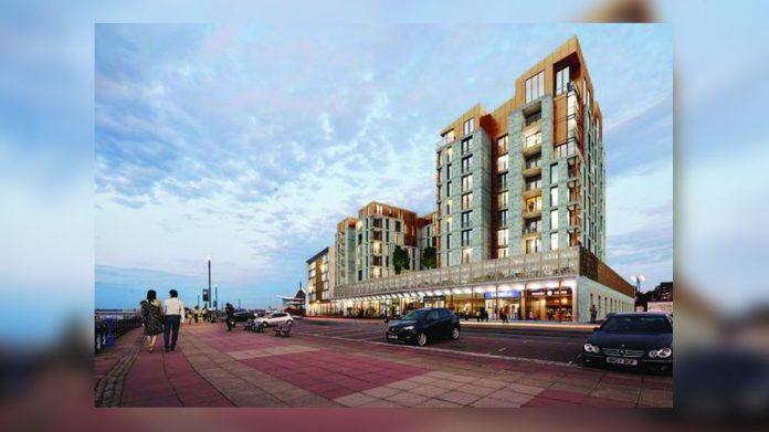 New Brighton development