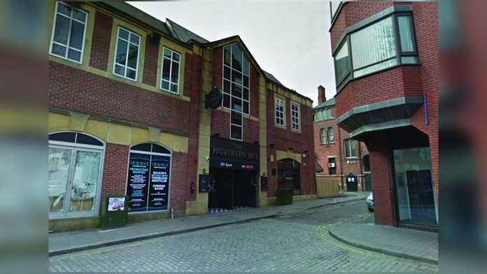 Northern Way Pub Bolton Gaming Machine approva