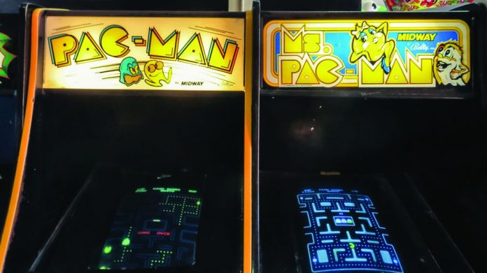 Pac-Man 40th anniversary Bandai Namco