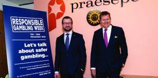 Praesepe responsible gambling week