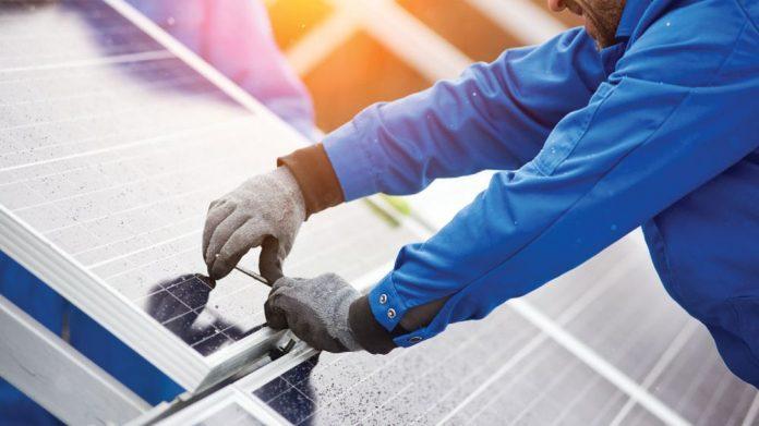 Solar panels Hastings