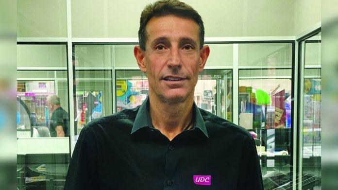 UDC appoint Jonathan Lauder