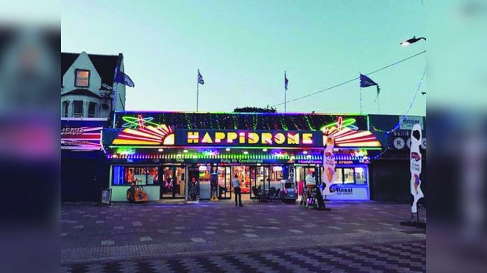 Happidrome Arcade Southend on Sea