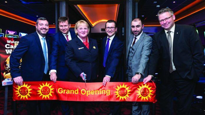 Merkur Cashino Watford Opening