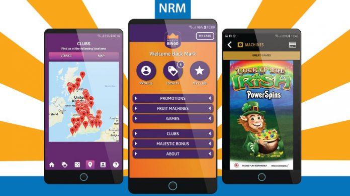 NRM Group Mobile Technology