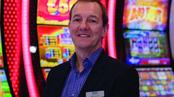 Phil Horne SG Gaming Social Responsibility