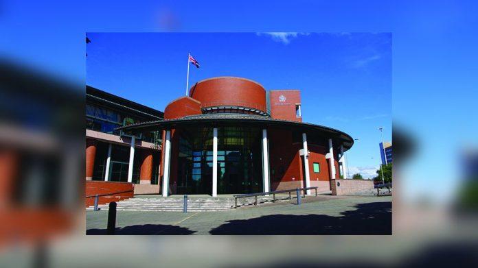 Preston Court Buildings Blackpool Pier Company