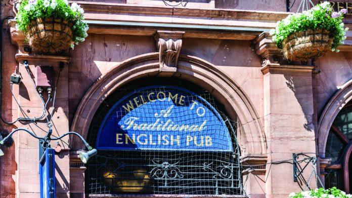 Pub Wetherspoons
