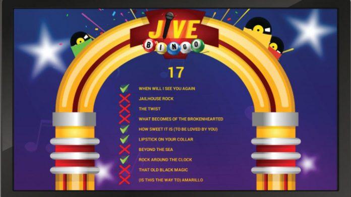 Wexel Gaming BingoPad solution