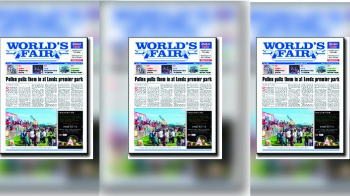 World's Fair enters administration
