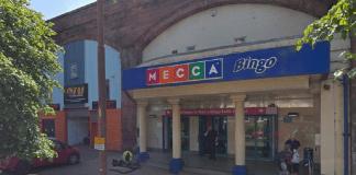mecca bingo club 3000 leith