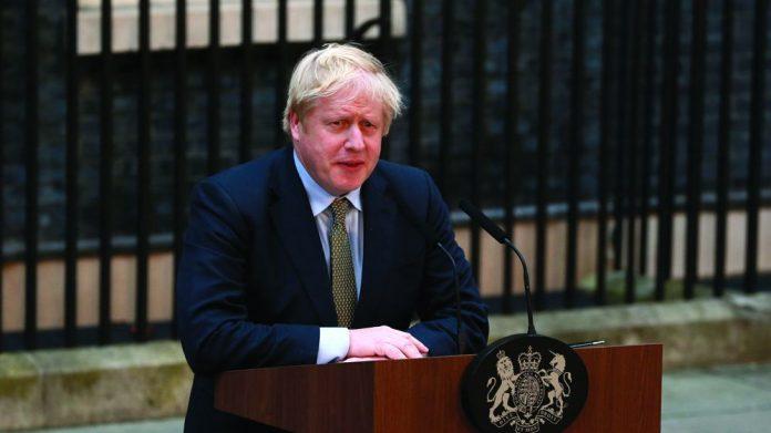 Boris Johnson Election Brexit Bacta