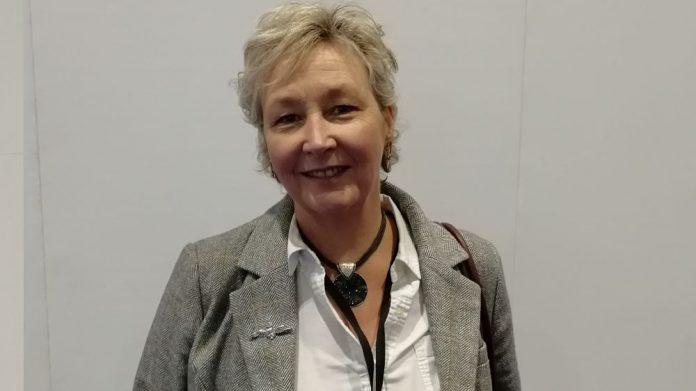 Debbie Hough Bollard EAG 2020