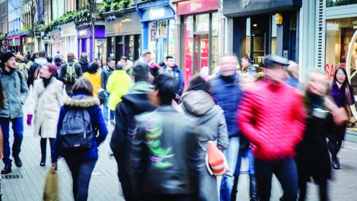 High Street retailers suffer