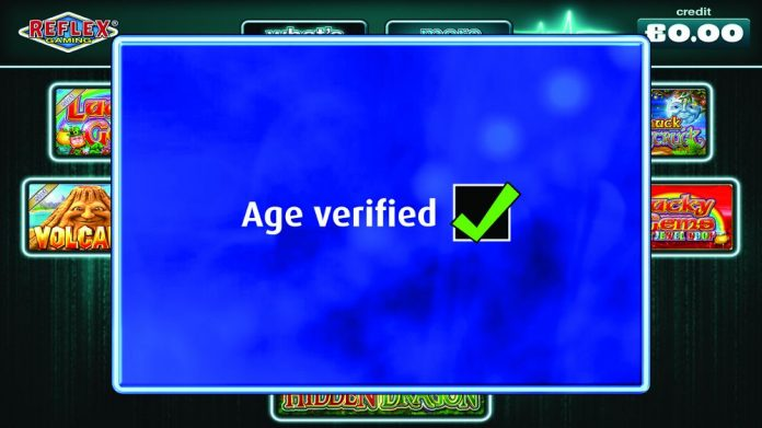 Reflex Gaming Yoti Age Verification