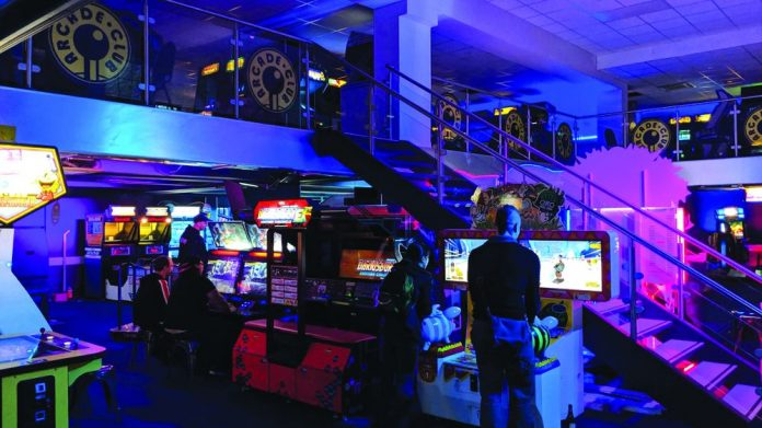 Retro Arcade to open Blackpool