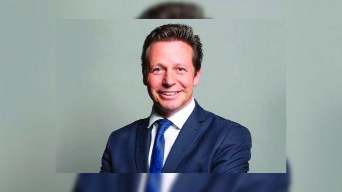 Nigel Huddleston MP Gambling Minister