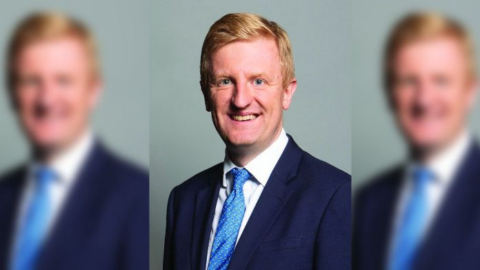 Oliver Dowden MP DCMS