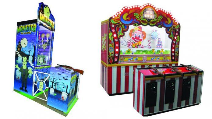 Pan Amusements Monster Mash & Side Show