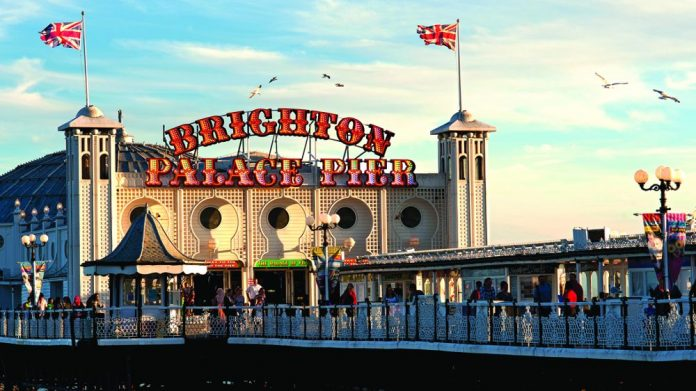 Brighton Palace Pier Ann Ackord immigration system too much too soon