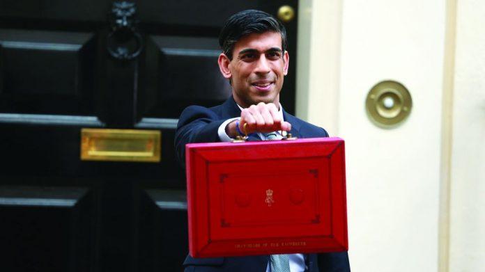 Budget Rishi Sunak
