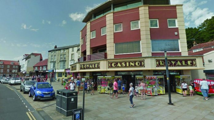 Casino Royale Scarborough