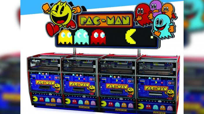 Pac-Man Bulldog Pusher