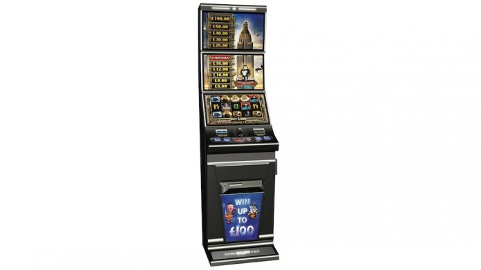 Reflex Gaming Cat C pub machines