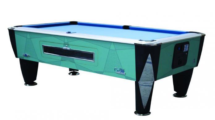 SAM Leisure Tables installed Puttstars Leeds