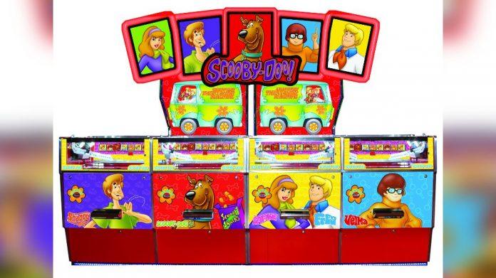 Scooby Doo Pushers JNC Sales