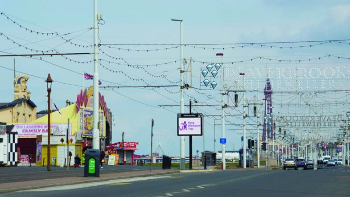 Blackpool StayBlackpool DCN