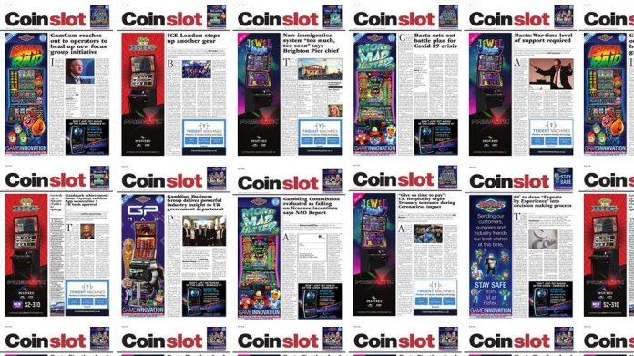 Coinslot Digital not print