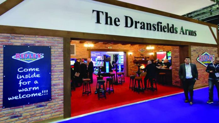 Dransfields arms eag 2020