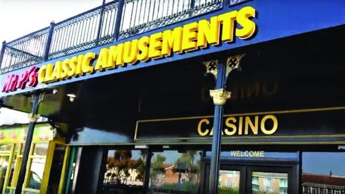 Mr Ps Classic Amusements banks payments