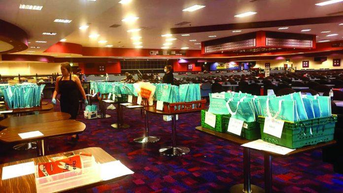 Swansea Mecca Bingo