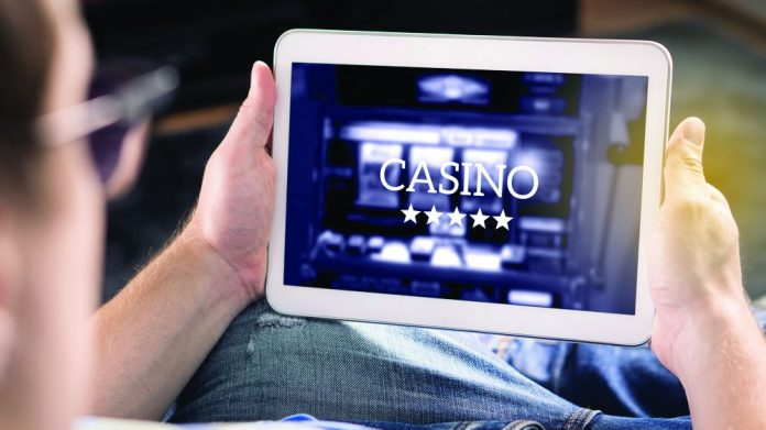 GC data online gambling during lockdown