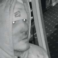 Man wanted for theft Warwicks Amusements Blackpool