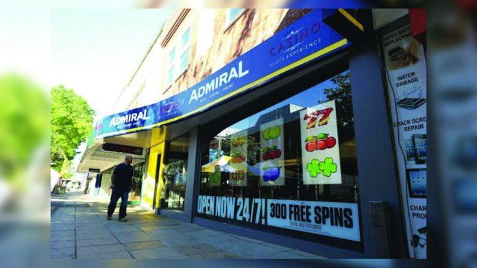 Novomatic Admiral Reopen call Paul Terroni AGCs adult gaming centres