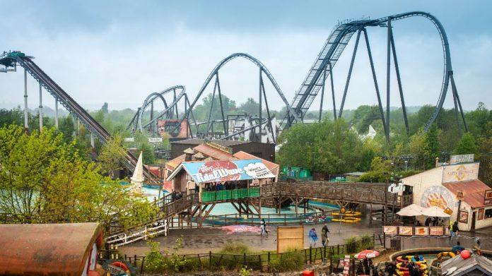 Thorpe Park rollercoaster ThemeParks-UK award nomination