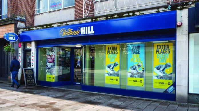 William Hill retail momentum halted